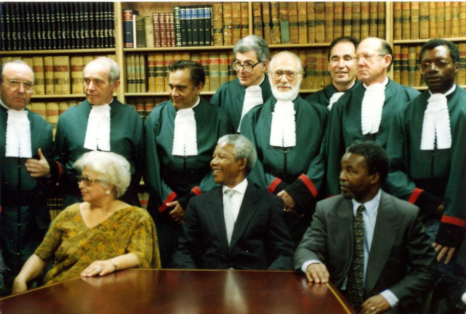 First Constitutional Court Judges